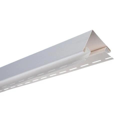 Угол наружный для сайдинга Альта Профиль Т-12 (белый), 3050 мм