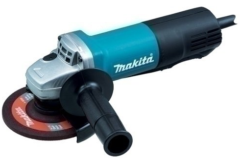 Болгарка Makita 9558HN 125 мм, 840 Вт