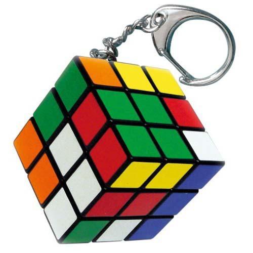 Головоломка РУБИКС КР1233 Брелок #and#quot;Мини-кубик рубика 3х3#and#quot;