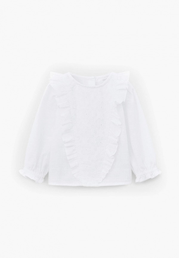Блуза MANGO KIDS - TOPO