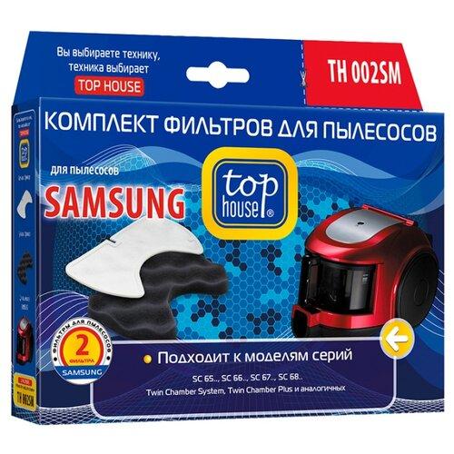 Комплект фильтров TH 002SM черный / белый 1 шт.