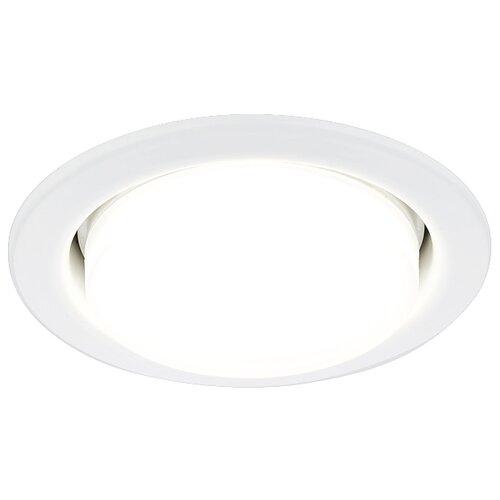 Встраиваемый светильник Ambrella light G101 W, белый