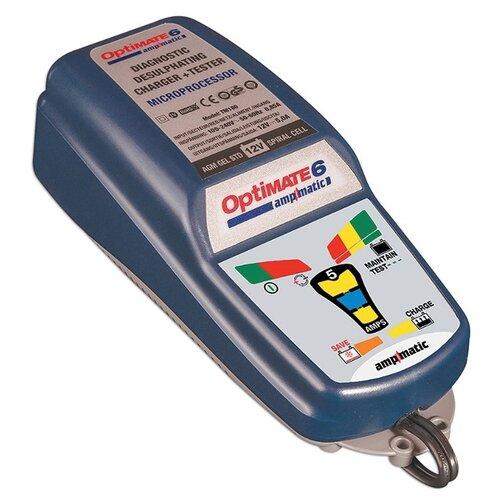 Зарядное устройство Optimate 6 Ampmatic (TM180SAE) синий