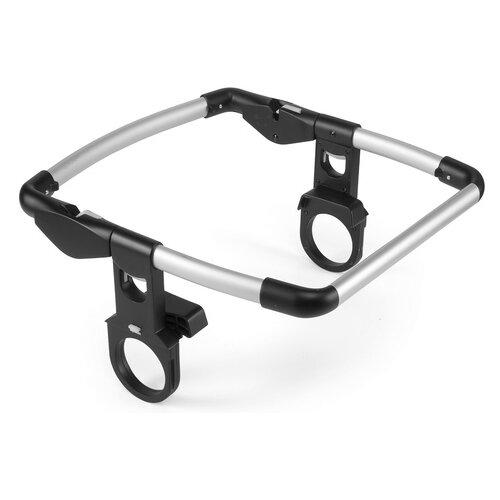 Адаптер для автокресел Keyfit/Autofix на шасси коляски Urban серый/черный