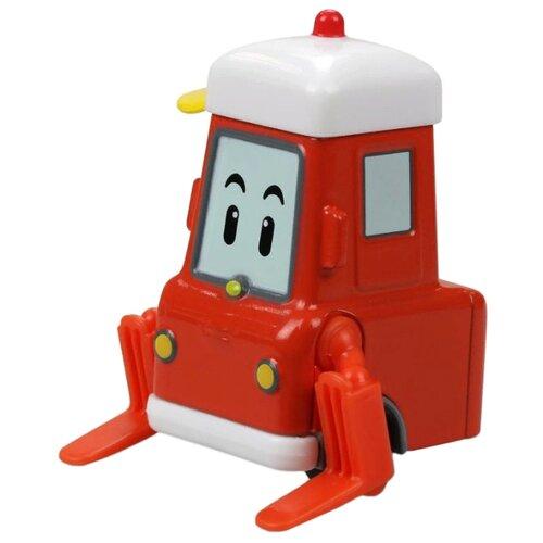Погрузчик Silverlit Робокар Поли Лифти (83406) красный