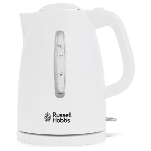 Чайник Russell Hobbs 21270-70, белый