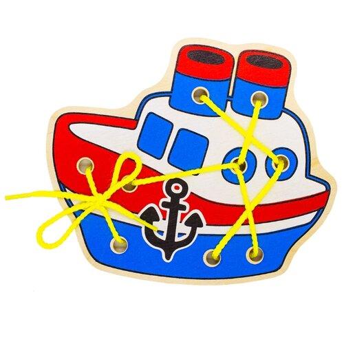 Шнуровка Alatoys Кораблик (ШН13)