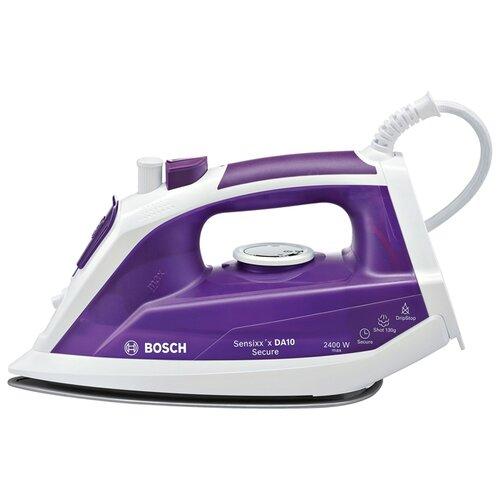 Утюг Bosch TDA 1024110 фиолетовый/белый