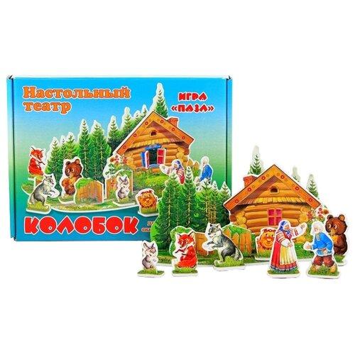 Ракета Кукольный театр Колобок (Р-0789)