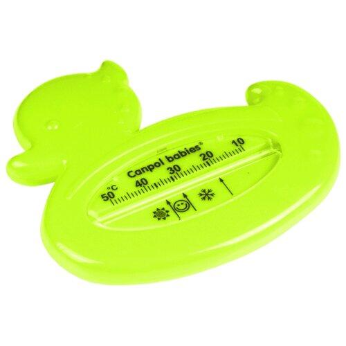 Безртутный термометр Canpol Babies Утка салатовый