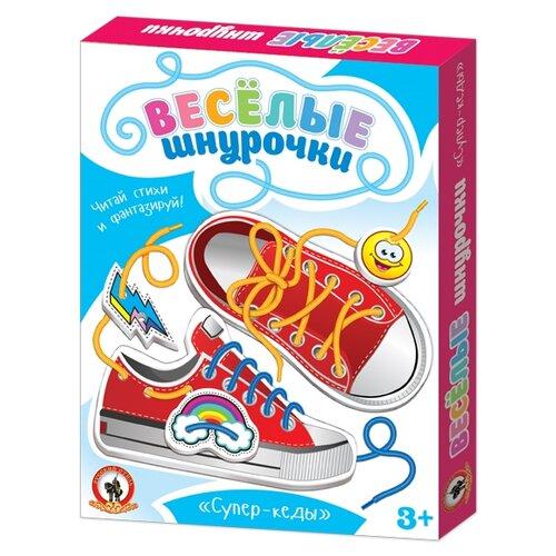 Шнуровка Русский стиль Супер-кеды (03235)