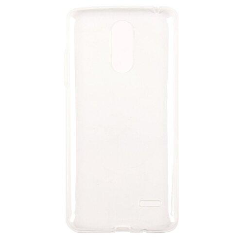 Чехол Media Gadget ESSENTIAL CLEAR COVER для LG X230 K7 2017 прозрачный