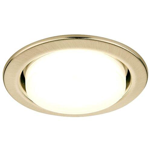 Встраиваемый светильник Ambrella light G101 SB, бронза