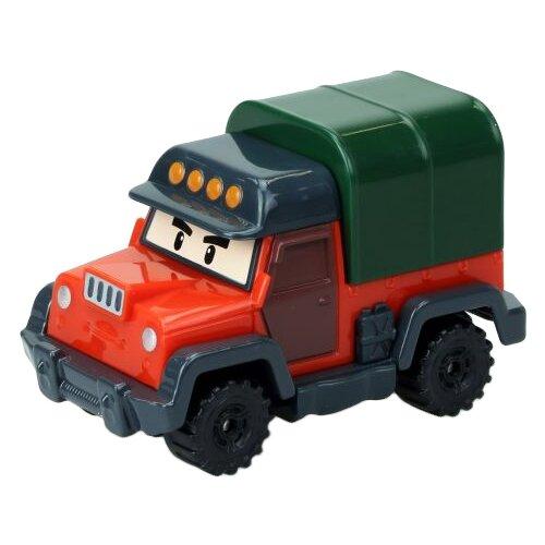 Фургон Silverlit Робокар Поли Почер (83357) красный/зеленый