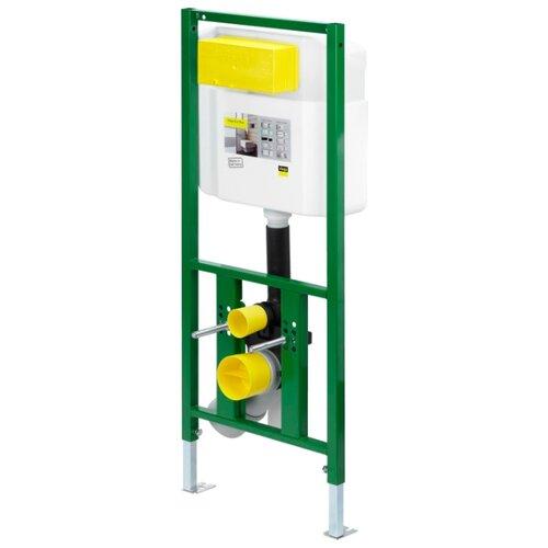 Рамная инсталляция viega Eco Plus 8161.2 зеленый