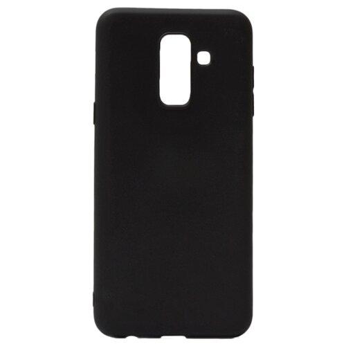 Чехол Gosso 185383W для Samsung Galaxy A6+ (2018) черный