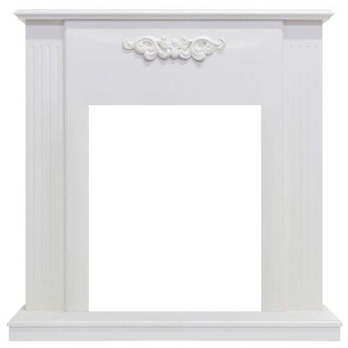 Портал Royal Flame Lumsden белый дуб