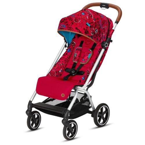 Прогулочная коляска Cybex Eesy S Plus Fashion love red