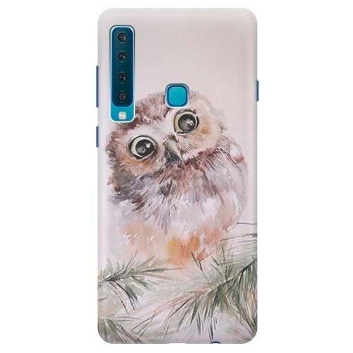 Чехол Gosso 732256 для Samsung Galaxy A9 (2018) совенок