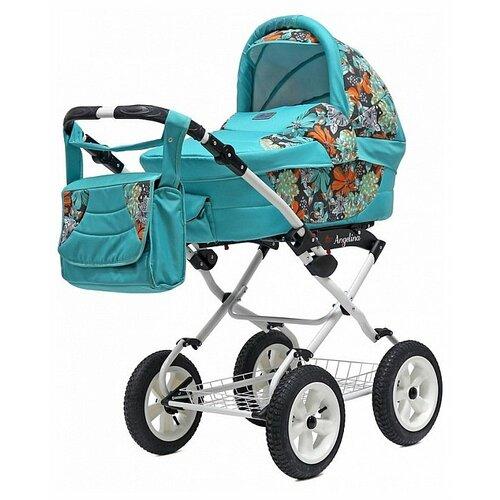 Универсальная коляска Teddy Angelina PKL (2 в 1) FL01