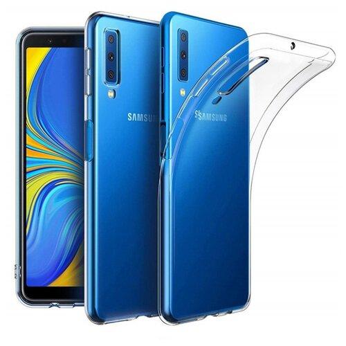 Чехол Gosso 197091 для Samsung Galaxy A7 (2018) прозрачный
