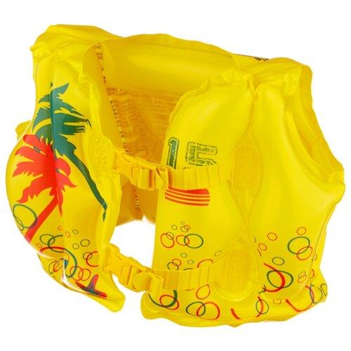 Жилет для плавания Bestway 32069 BW желтый