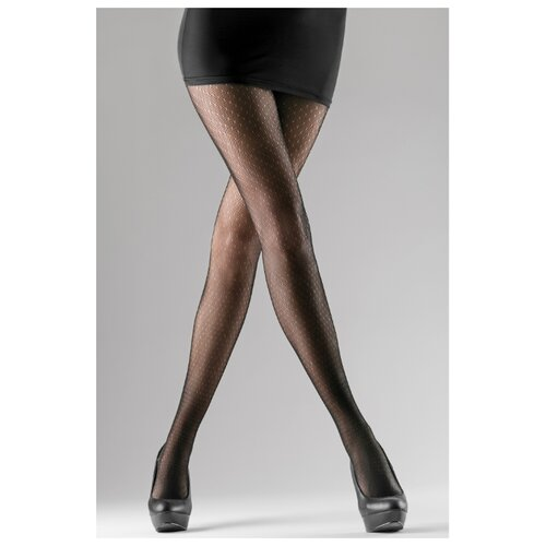 Колготки Le Cabaret 98776 20 den, размер 2-3, черный