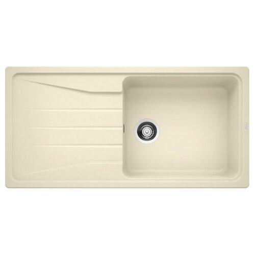 Врезная кухонная мойка 100 см Blanco Sona XL 6S 519693 жасмин