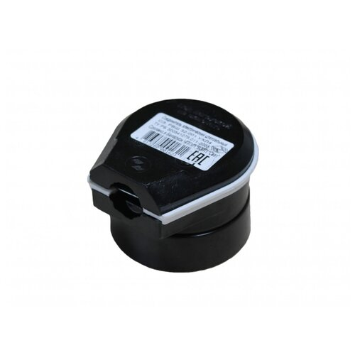 Розетка с вилкой (комплект) Свет СЭ РВШ 32-001 черный