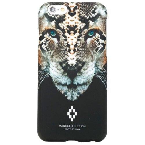 Чехол Benjamins Marcelo Burlon для iPhone 6/ 6S (CWPA001S16008218) Guadalupe