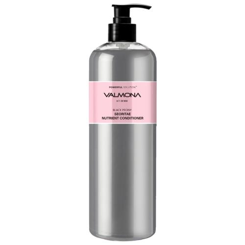 Кондиционер Powerful Solution Black Peony Seoritae Nutrient для предотвращения выпадения волос с экстрактом черных бобов, 480 мл
