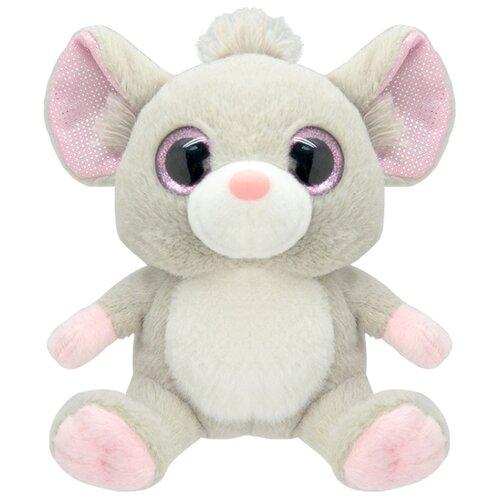 Мягкая игрушка Wild Planet Мышь серая, 25 см