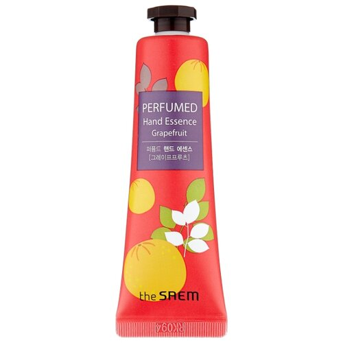 Крем-эссенция для рук The Saem Perfumed hand essence Grapefruit 30 мл