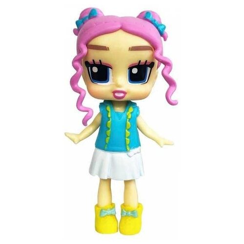Кукла 1 TOY Boxy Girls Trinity, 20 см, Т18526