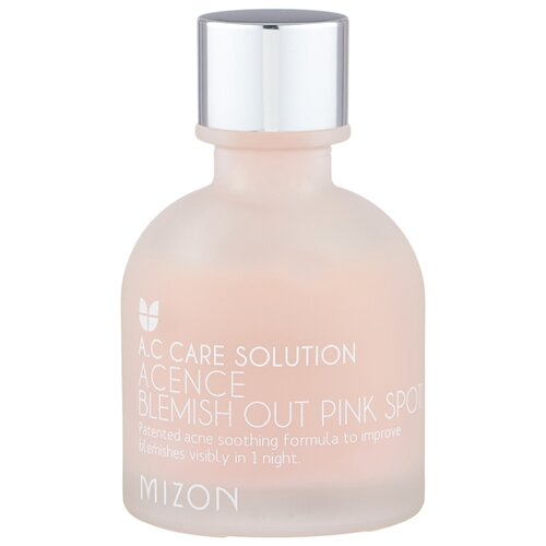 Точечное средство от воспалений, пудра Acence Blemish Out Pink Spot, 30 мл