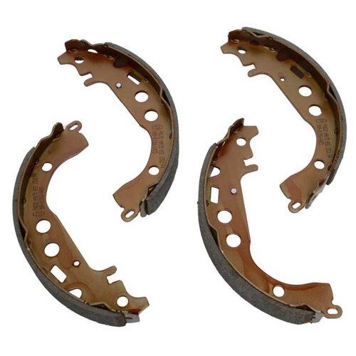 Барабанные тормозные колодки задние TRW GS8673 для Geely, Toyota (4 шт.)