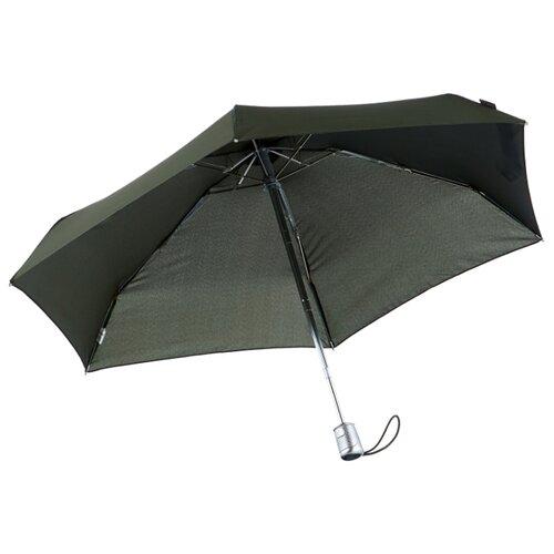 Зонт автомат Samsonite Alu Drop S (6 спиц, большая ручка) оливковый