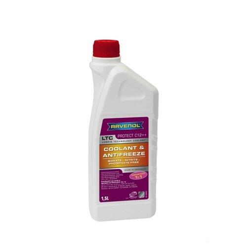 Антифриз Ravenol LTC - Protect C12++ Concentrate 1.5 л