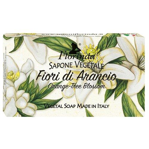 Мыло косметическое кусковое Florinda Ария Цветов Fiori Di Arancio, 100 г