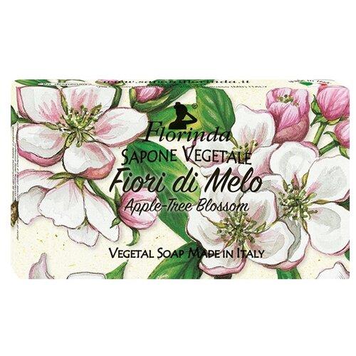 Мыло косметическое кусковое Florinda Ария Цветов Fiori Di Melo, 100 г