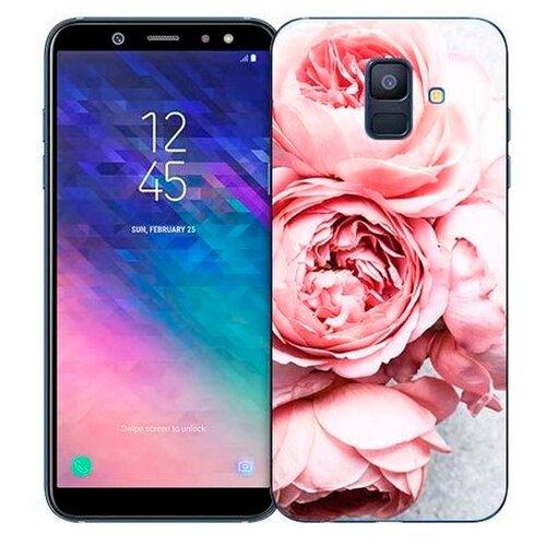 Чехол Gosso 714258 для Samsung Galaxy A6 нежность