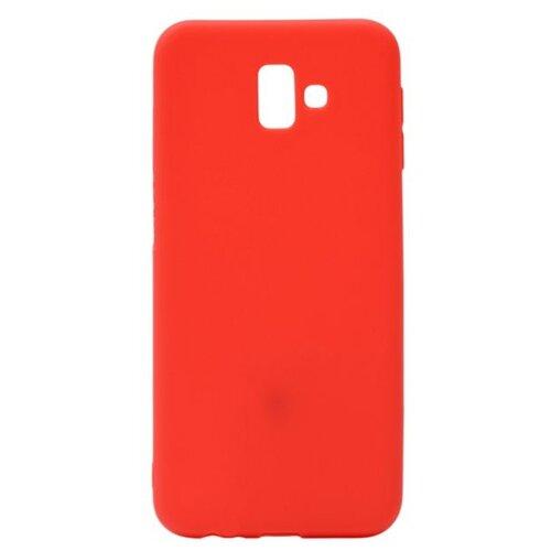 Чехол Gosso 194324W для Samsung Galaxy J6+ (2018) красный