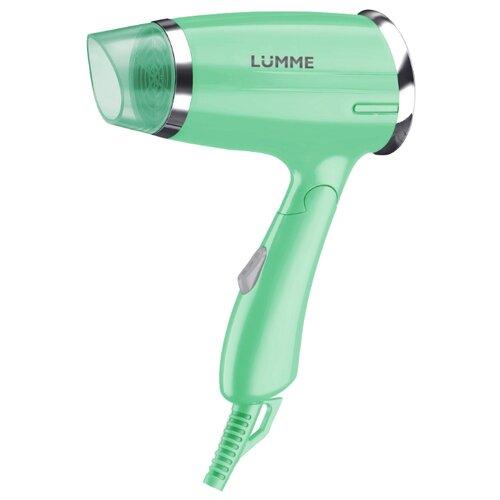 Фен LUMME LU-1050 зеленый нефрит