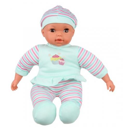 Интерактивный пупс Shantou Gepai Baby 30 см LD68005B