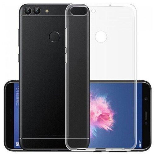 Чехол Gosso 175685 для Huawei P Smart прозрачный