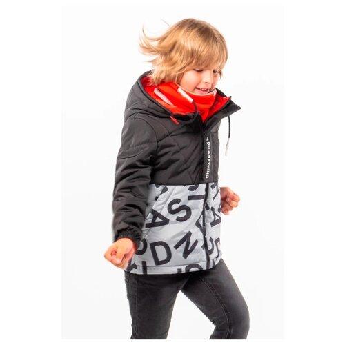 Куртка BOOM! by Orby 100017 размер 158, черный