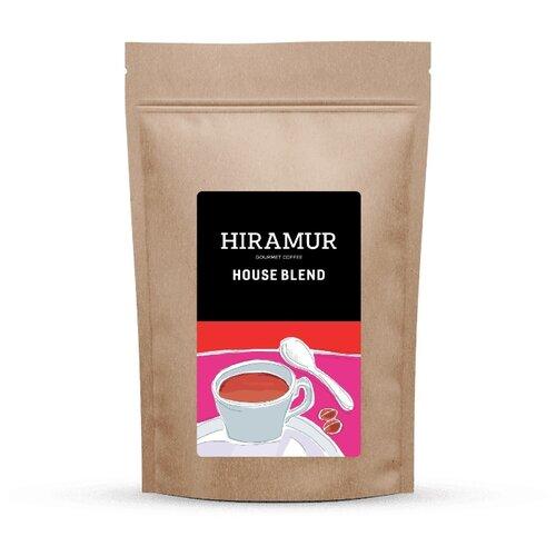 Кофе в зернах Hiramur Gourmet Coffee House Blend, арабика, 200 г