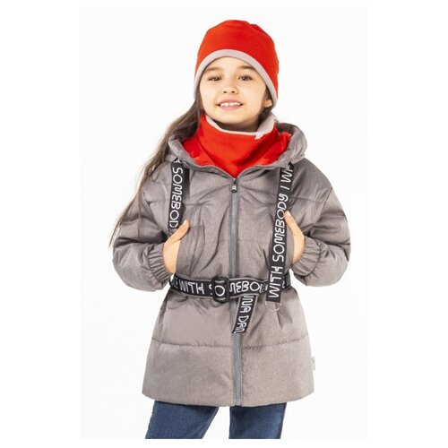 Куртка BOOM! by Orby 100005 размер 98, серый