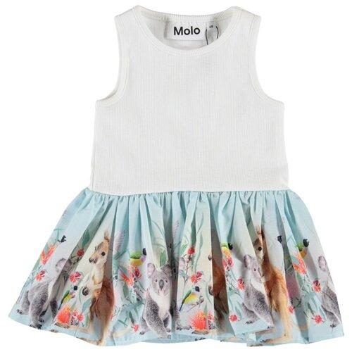 Платье Molo Cordelia Little Friends размер 74, 7139 little friends