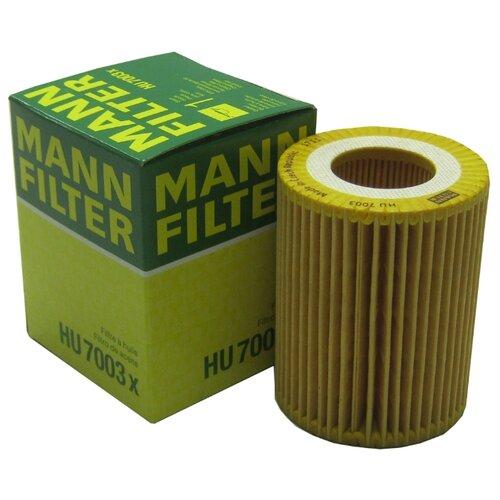 Фильтрующий элемент MANNFILTER HU7003X
